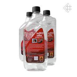 Биотопливо Kratki 1 литр с запахом КОФЕ