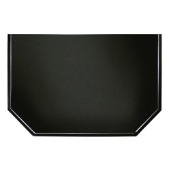 Предтопочный лист VPL062-R9005, 500х1000, черный