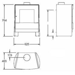 Печь C33, графит (Efel/Nestor Martin)