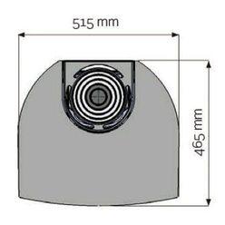 Печь K1110, черный матовый (Keddy)