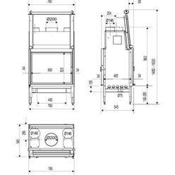 Топка 6100 ELB (RLD)