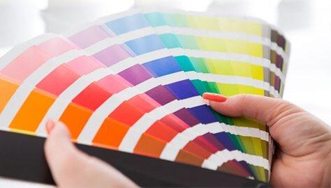 Окраска биокаминов