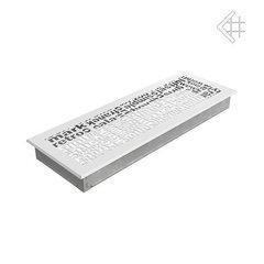 Вентиляционная решетка 17x49 ABC белая