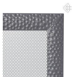 Вентиляционная решетка 11x24 Venus графитовая