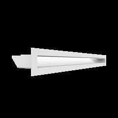 Вентиляционная решетка Люфт 6х60 (LUFT/6/60/45S/B)