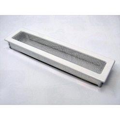 Вентиляционная решетка 11х42 белая