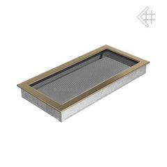 Вентиляционная решетка 22х45 гальваника под золото