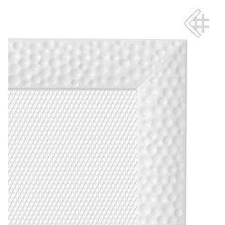 Вентиляционная решетка 11x11 Venus белая