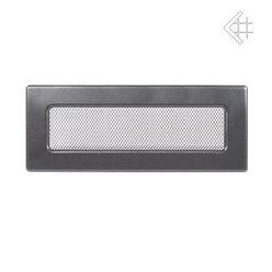Вентиляционная решетка 11х42 графитовая