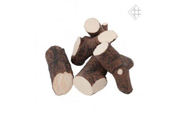 Имитация дров для биокамина Kratki
