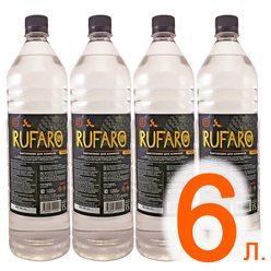 Биотопливо Rufaro Premium 6 литров (4 х 1,5 л.)