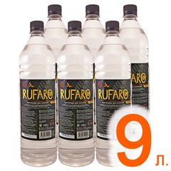 Биотопливо Rufaro Premium 9 литров (6 х 1,5 л.)