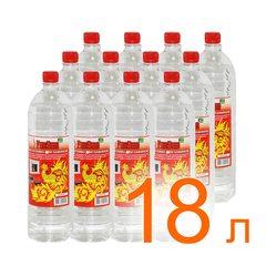 Биотопливо FireBird 18 литров (12 х 1,5 л.)