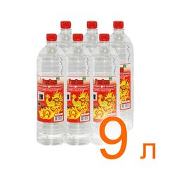 Биотопливо FireBird 9 литров (6 х 1,5 л.)