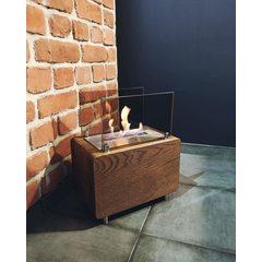 Напольный биокамин Catterheim Mini Cube Loft