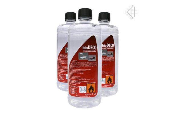 Топливо для биокамина Kratki 1 литр
