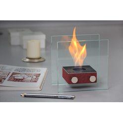 Настольный биокамин Silver Smith Nano 3 Premium Red