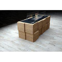 Биокамин Kronco Tetris Table