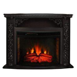 Электрический камин Real-Flame Izabella DN с очагом FireSpace 33 S IR