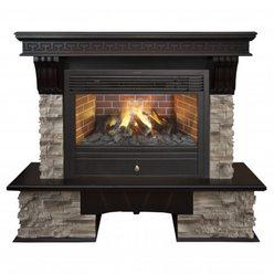 Электрический камин Real-Flame Rockland 26 AO с Novara 26 3D