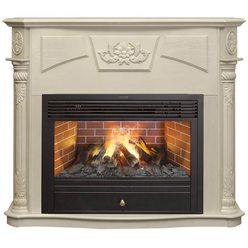 Электрический камин Real-Flame Sofia WT с очагом 3D Novara 26