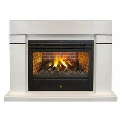 Электрокамин Real-Flame Lindelse 26 WT 3D Novara 26