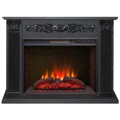 Электрический камин Real-Flame Milton 25,5 DN с очагом Sparta 25,5 LED