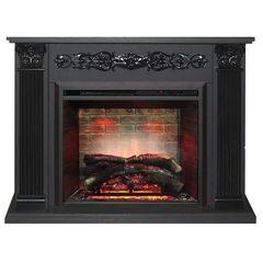 Электрический камин Real-Flame Milton 26 DN с очагом 3D Leeds 26 SD