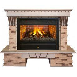 Электрический камин Real-Flame Sorento 26 WT с очагом 3D Novara 26