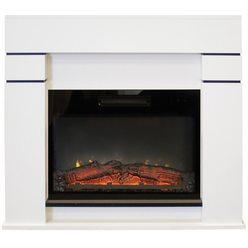 Электрокамин с дымом Real-Flame Alta 24 WT с очагом Kendal 24