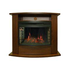 Электрический камин Royal Flame Madison темный орех с очагом Dioramic 25 FX
