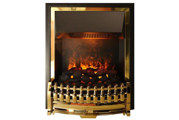 Электрический очаг Atherton Dimplex с эффектом живого пламени