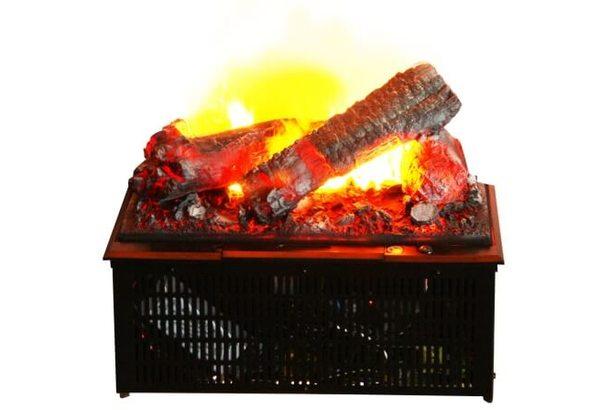 Электрический очаг Dimplex Opti-Myst Cassette 400 с эффектом живого пламени