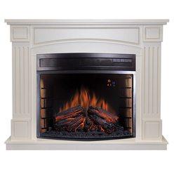 Электрический камин Royal Flame Boston с очагом Dioramic 28 LED FX