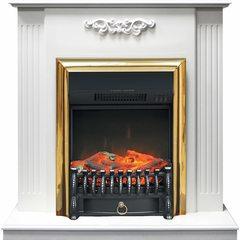 Электрокамин Royal Flame Capri Delux с очагом Fobos/Majestic