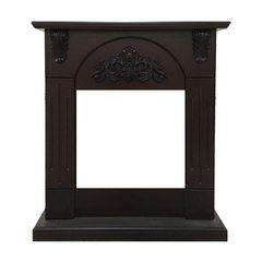 Портал Royal Flame Chester Wood под очаг Vision 18 LED FX темный дуб