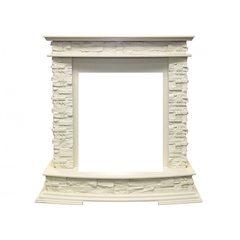 Портал Royal Flame Luzern слоновая кость