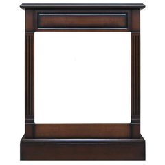 Портал Royal Flame Sofia махагон коричневый антик