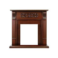 Портал Royal Flame Venice махагон коричневый антик