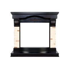 Портал Royal Flame Malta под очаг Dioramic 28 FX венге