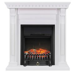 Каминокомплект Royal Flame Orlean с очагом Fobos FX Black