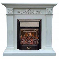 Портал Royal Flame Verona белый дуб