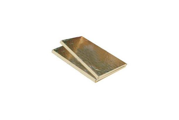 Базальтовый картон фольгированный 1000х600х10мм