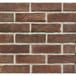 Плитка Терракот Старый кирпич Мини прямая (240х70)*