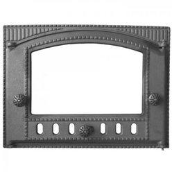 Дверка ДТК-2С (Р) каминная под стекло крашенная (ДК-2С)