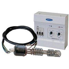 Комплект подключения ТЭНБ-9 кВт (2) к котлам твердотопливным