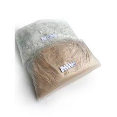 Клей двухкомпонентный  для соляных кирпичей (плитки) (3 кг)