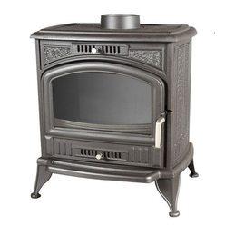 Печь-камин (буржуйка) Koza/K6 термостат