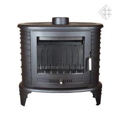 Печь-камин (буржуйка) Koza/K8 термостат