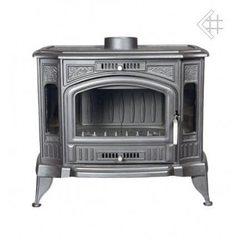 Печь-камин (буржуйка) Koza/K9 термостат